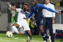 Final nebun pentru partida Anglia U21-Franta U21