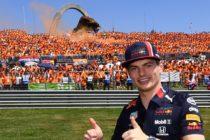 Olandezul Verstappen, campion în Marele Premiu al Austriei