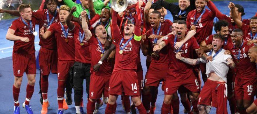 Liga Campionilor s-ar putea relua în august
