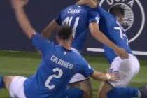Italia U21 reuseste sa castige derby-ul grupei A in fata Spaniei U21