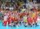Nationalele Romaniei de volei au promovat in Golden League