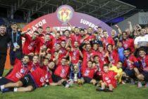 Viitorul a reusit sa castige Supercupa Romaniei