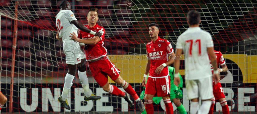 """Dinamo pasează """"lanterna roșie"""" FCSB, după victoria cu Hermannstadt"""