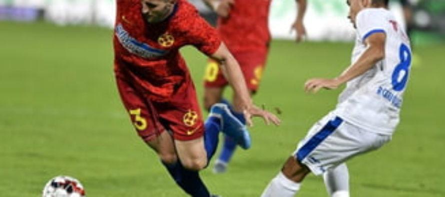FCSB s-a calificat cu greu in turul 3 al Europa League