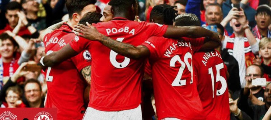 Manchester United – Chelsea, 4-0
