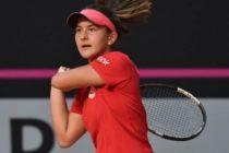 Bianca Andreescu s-a retras de la Turneul Campioanelor