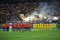 România a fost învinsă de Spania în preliminariile EURO 2020