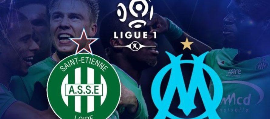 Rezultat meci St- Etienne – Marseille
