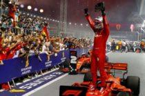 Cum arata clasamentul Formulei 1 dupa cursa de la Singapore