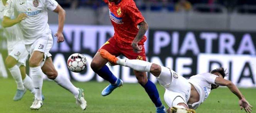 FCSB, calificată după un meci de infarct în Serbia