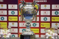 Cupa Romaniei- Programul optimilor de finala
