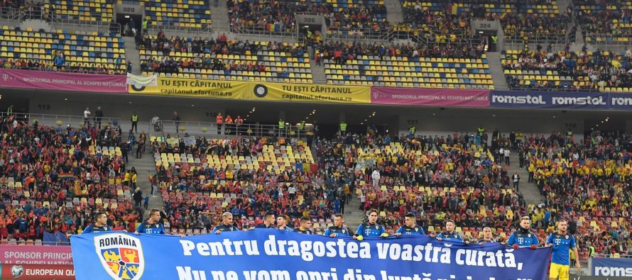 Sub privirile a 30.000 de copii, România a făcut doar 1-1 cu Norvegia