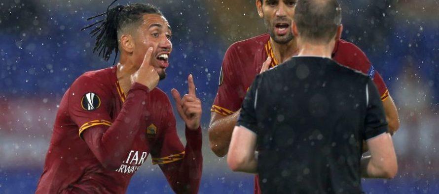 AS Roma și Manchester United, victorii în Europa League