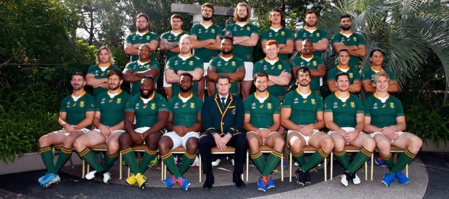 Africa de Sud a câștigat Cupa Mondială la rugby pentru a 3-a oară