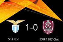 CFR Cluj a pierdut la Lazio Roma