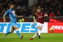 AC Milan – Napoli – derby-ul etapei in Serie A
