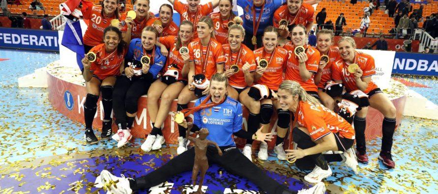 Olanda, campioană mondială la handbal feminin