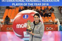 Cristina Neagu, cea mai bună jucătoare a lumii