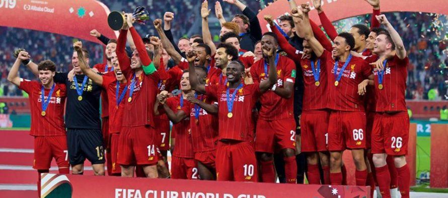 FC Liverpool este noua campioană a Angliei