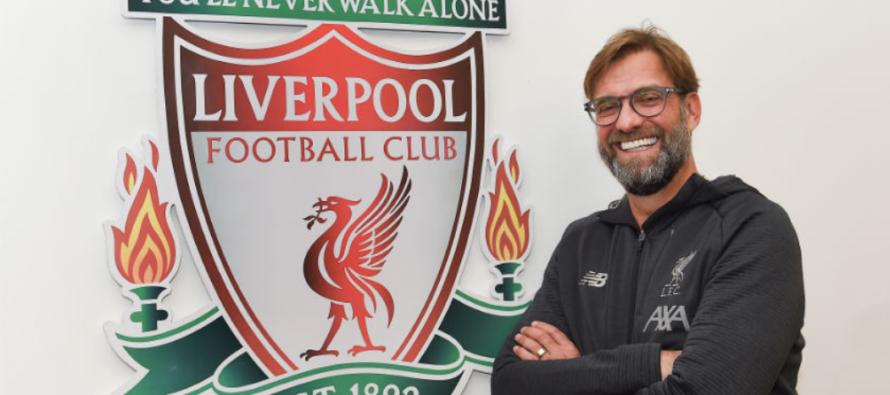 Jurgen Klopp și-a prelungit contractul cu Liverpool