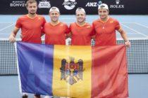 Australienii au pus imnul României în loc de cel al Moldovei la turneul ATP