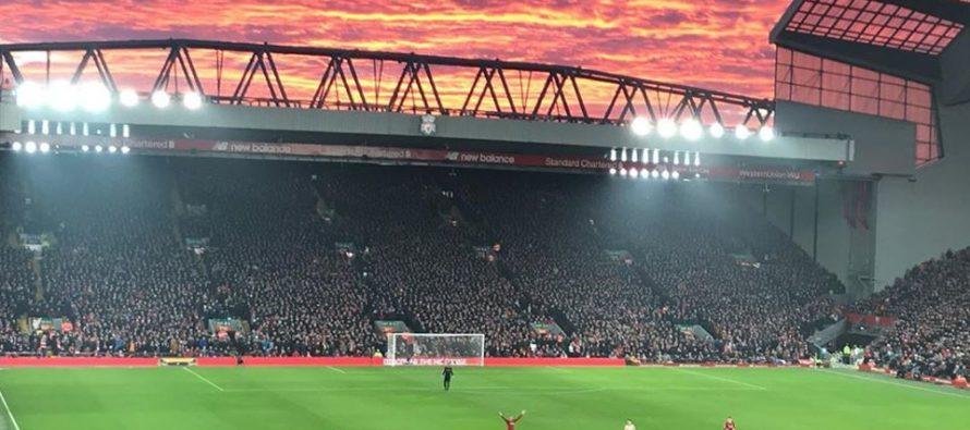 Liverpool, lider incontestabil în Anglia, după victoria cu Manchester United