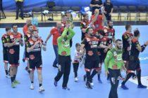 Dinamo, victorie la Lisabona în Liga Campionilor la handbal