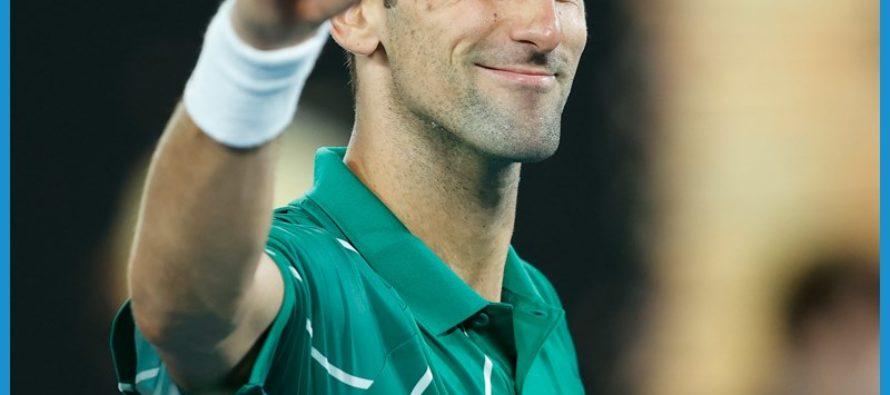 Novak Djokovici a cțștigat Australian Open pentru a opta oară