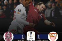 CFR Cluj a remizat cu Sevilla