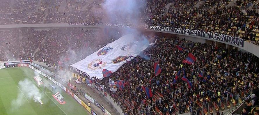 Galeria FCSB are 8200 de bilete pentru derby-ul cu Dinamo