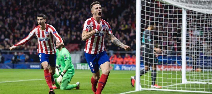 Liverpool, învinsă de Atletico Madrid