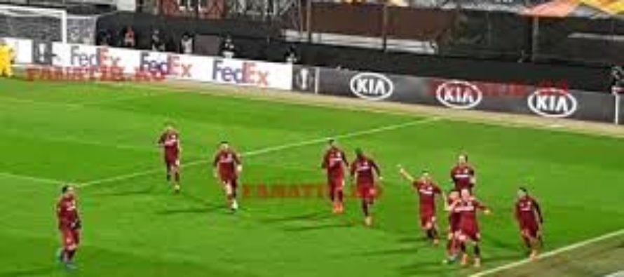 Meci CFR Cluj – Sevilla, 1-1