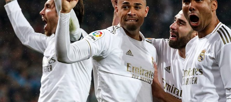 """Real Madrid a trecut cu 2-0 de Barcelona în """"El Clasico"""""""