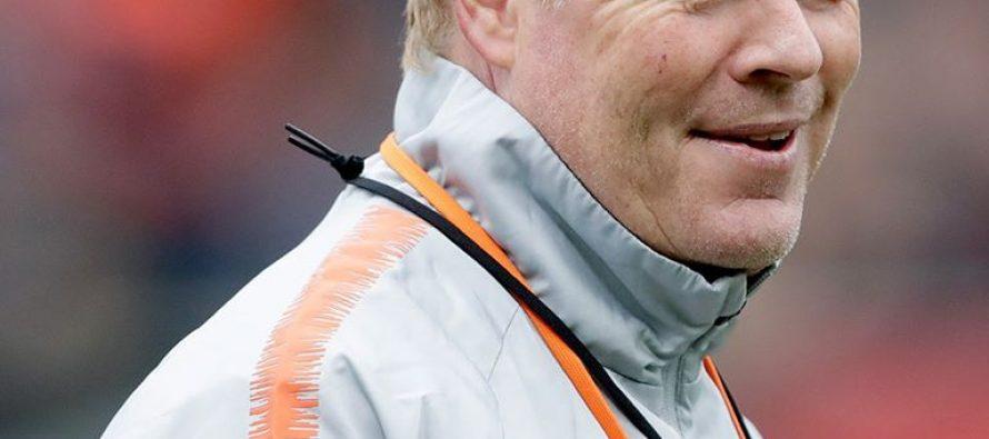 Antrenorul Olandei, în stare gravă