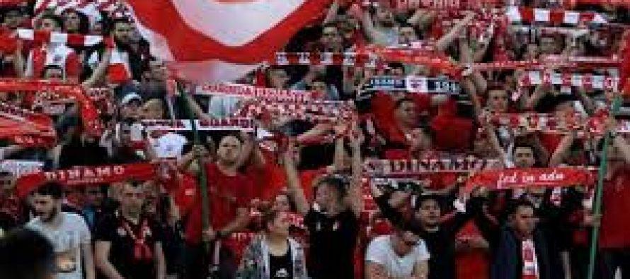 Dinamo, distrusă acasă de Sepsi