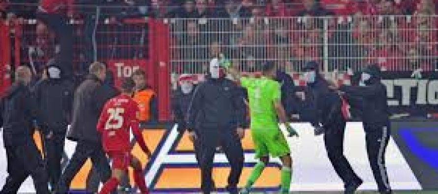 Derby-ul dintre Hertha –Union Berlin, un spectacol incheiat cu scorul de 4-0