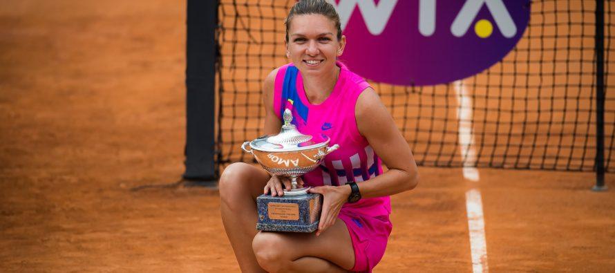 Simona Help, nominalizată la titlul de tenismena anului 2020