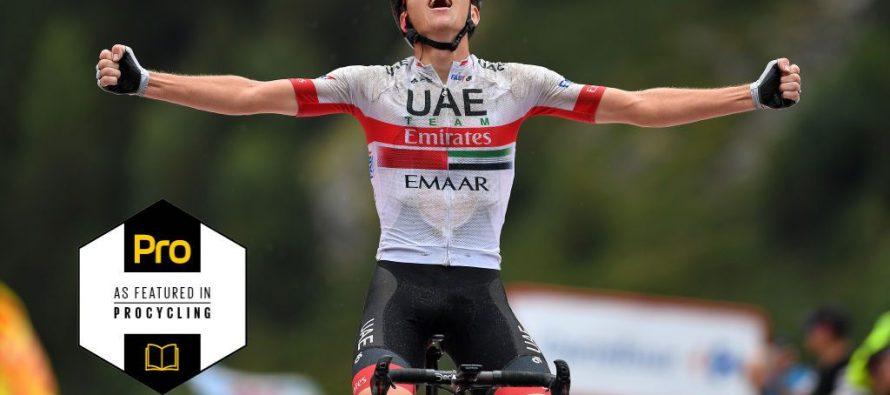 Un sloven de 21 de ani a câștigat Turul Franței