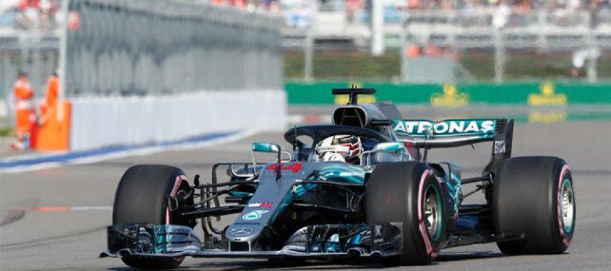 Hamilton si inca trei piloti scapa de penalizari la Sochi