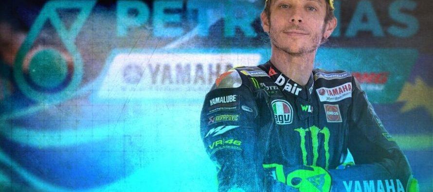 Valentino Rossi isi va continua cariera la Yamaha – SRT