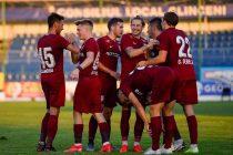CFR Cluj s-a calificat în grupele Europa League