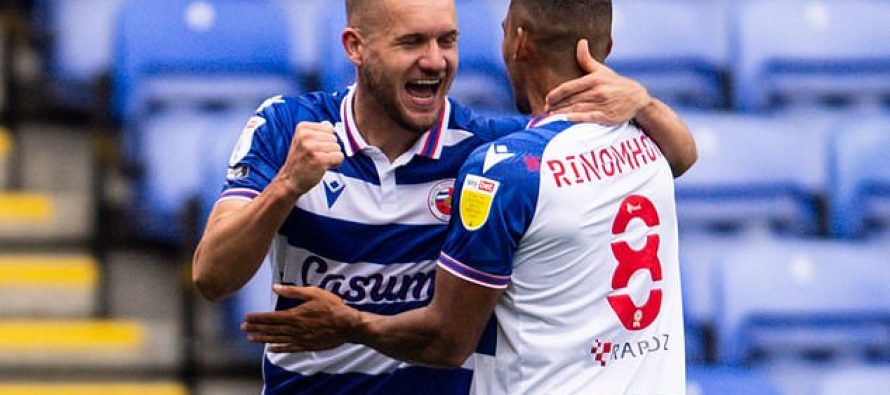 Pușcaș a marcat din nou pentru Reading