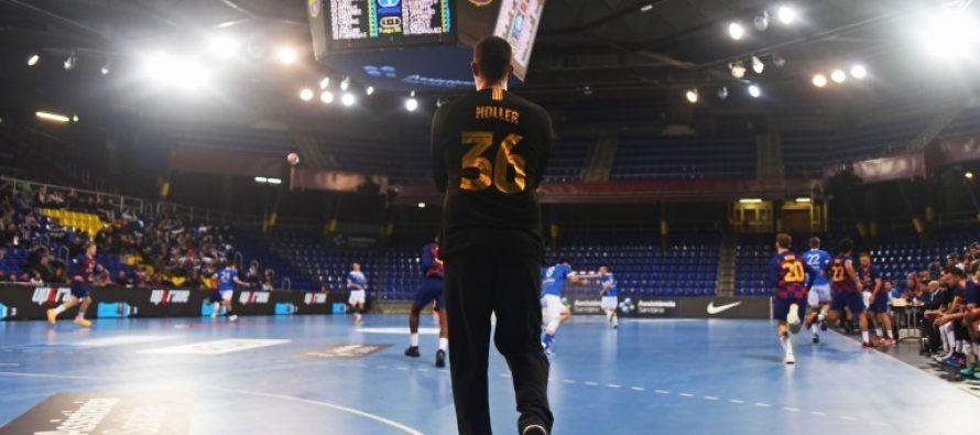 Kevin Moller se va reintoarce la Flensburg anul viitor