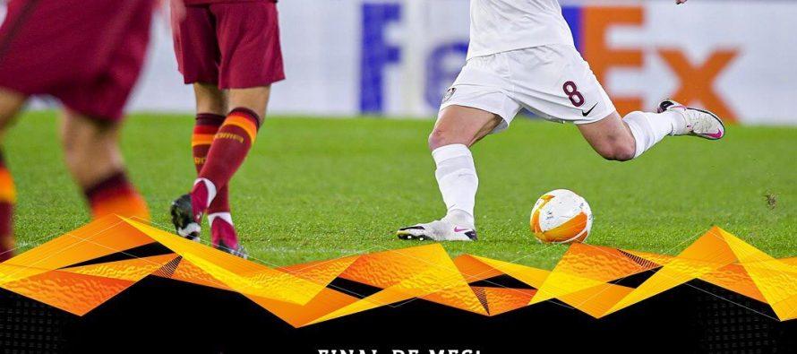 CFR Cluj, făcută praf la Roma