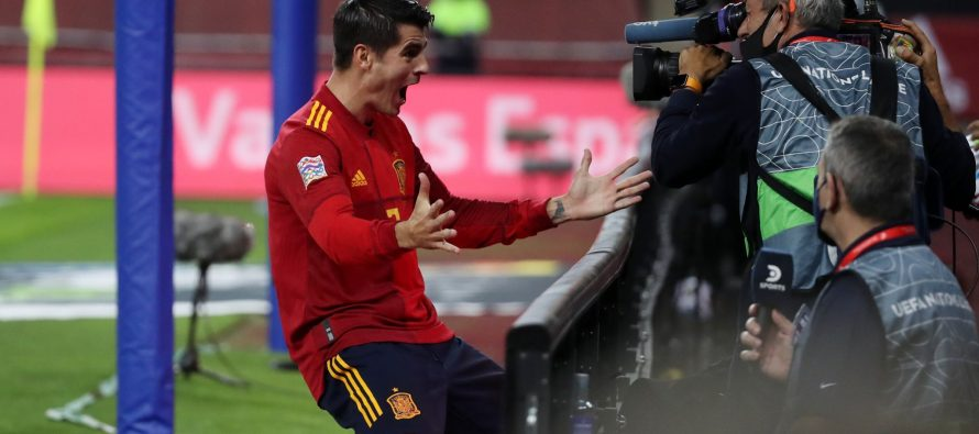 Spania a zbrobit Germania cu un incredibil 6-0