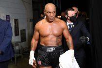 Mike Tyson a revenit în ring la 54 de ani