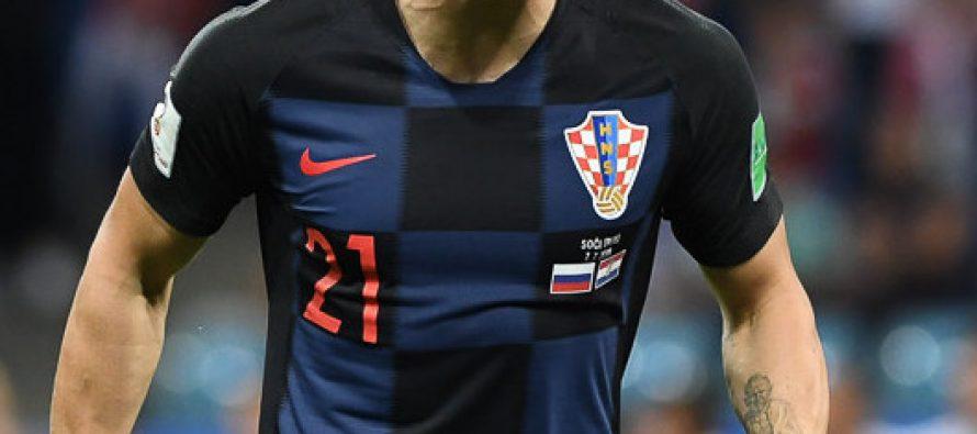 Căpitanul Croației a jucat cu Turcia infectat cu Covid-19