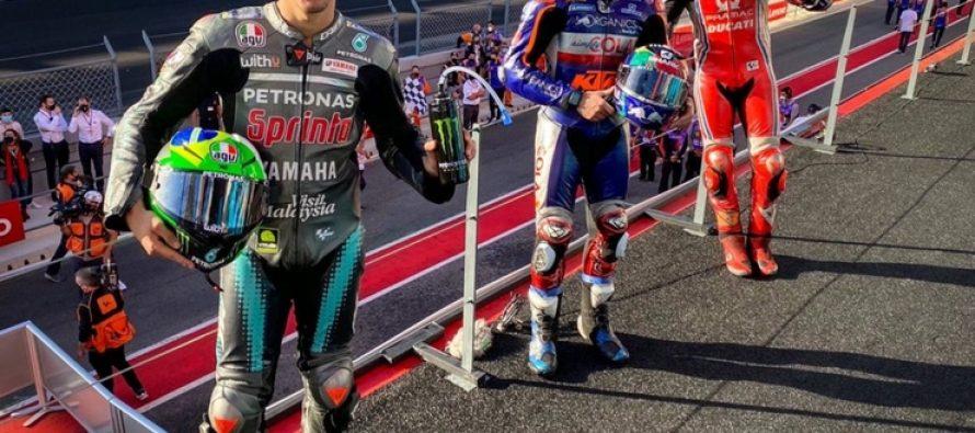 Miguel Oliveira castiga Marele Premiu al Portugaliei