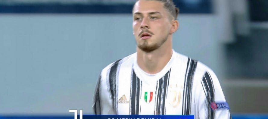 Radu Drăgușin a debutat la Juventus Torino în Liga Campionilor