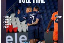 PSG a câștigat cu 5-1 meciul întrerupt de scandalul de rasism